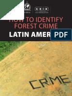 Forest Crime in Latinoamerica