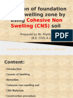 Cns Swelling Soil