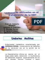 Pfo 33 Farmacos Utilzados Para El Tto Dbt Pfo
