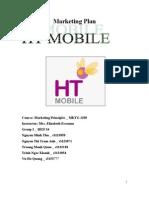 HT Mobile _ Marketing Plan