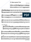 Duos pour Cor de Mozart (Arrangement pour cor et clarinette) - 1.2.3