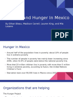 spanish poverty project