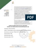 2003 Plans Fabrication Decortiqueur a Riz