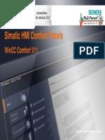 5 Siemens WinCCV11 Comfort