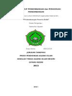 Prinsip-prinsip Perkembangan Dan Periodisasi
