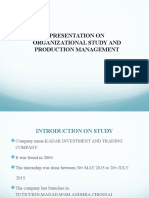 operational study Presentaion