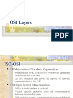 20902881 the Seven Layers of the OSI Model