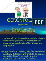 GERONTOLOGY.ppt