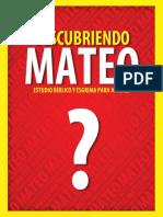 Discovering_matthew Estudio Para Jovenes