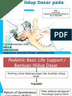 Bantuan Hidup Dasar Pada Anak