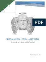 Nikomahova etika Seminarski