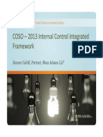 9 COSO New Internal Control Framework
