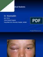 Ocular Injuries by Dr Niz 3663922