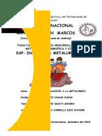 Introduccion   a la metalurgia informe