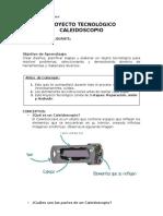 PROYECTO TECNOLÓGICO - Caleidoscopio
