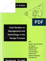 Case Studies on Management and Technology in the Design Process.totaal