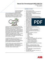 ABB Chromatograph Gas Natural