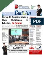 NotiCadem. Análisis Nodal. Caracas 15 Al 19 de Julio de 20136