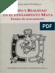 León-Portilla, Miguel - Tiempo y Realidad en El Pensamiento Maya
