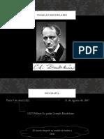 Charles Baudelaire Diap