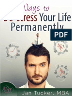 10 Ways to de Stress Your Life Permanently PerfectInnerPeace