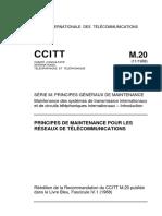 T-REC-M.20-198811-S!!PDF-F