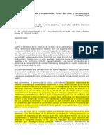 Funcion Jurisdic de La Adm Competencia ENRE Angel Estrada CS