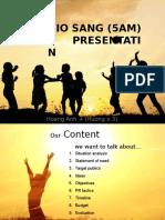 5am presentation pptx