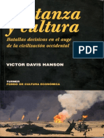 Davis Hanson Victor - Matanza Y Cultura