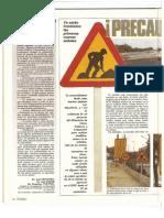 Revista Tráfico, nº 26 (octubre de 1987). ¡Precaución