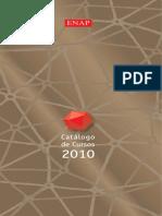 ENAP Catalogo 2010