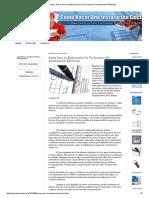 Electro Educar_ Pasos Para La Elaboración de Un Proyecto de Instalaciones Eléctricas