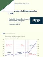 Mirada Sobre La Desigualdad en Chile