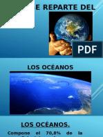 Hemisferios y Repartición Del Mundo