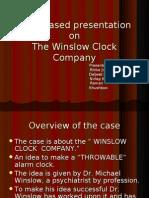 Case Based Presentation