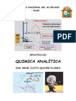 Apuntes de Quimica Analitica
