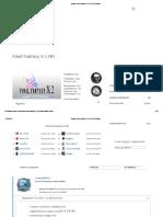 Трофеи Final Fantasy X-2 HD PS3 _ Stratege