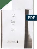 Derecho Procesal - Maier- T. I (p. 590-594)