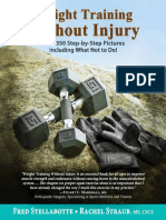 Weight Training Without Injury Sample
