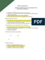 Evaluación Diagnostica Bloque 3