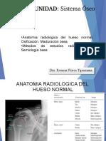 Diagnóstico Por Imagen - Sistema Oseo