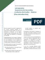 Lectura Instrumentos Derivados 2