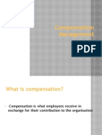 Compensation Management By Faraz Shahid