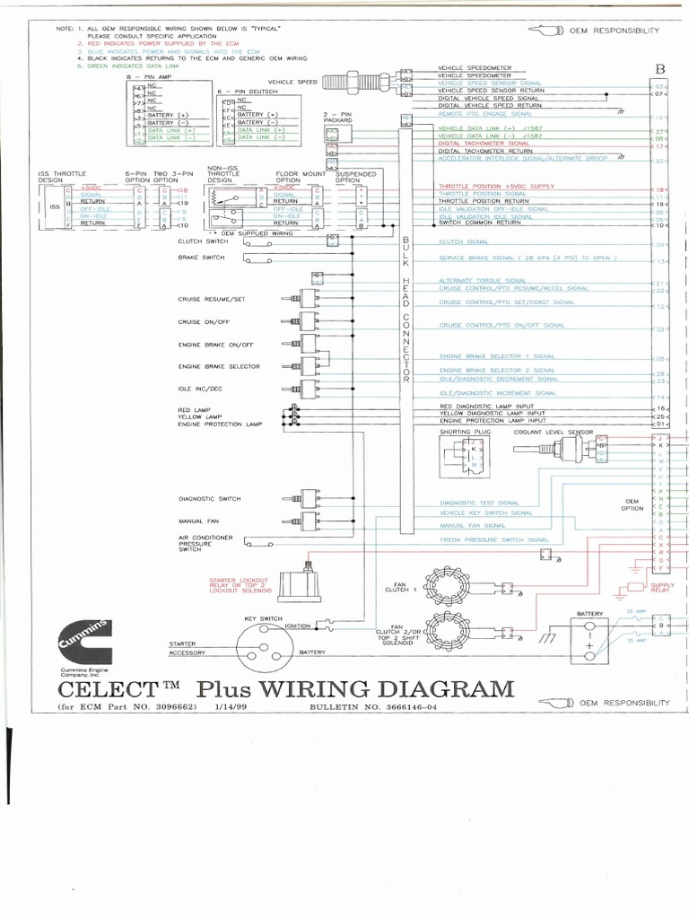 1510916014?v=1 cummins wiring diagrams n14 m11 pdf fuel injection throttle n14 celect wiring diagram at gsmx.co