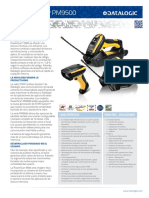 PowerScan PM9500 ~ Spanish
