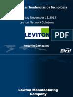 4.0 Leviton TIA ISO and Technology