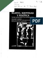El Enfoque Teórico de P. Bourdieu