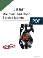 2012 Service Manual BB7 BB5