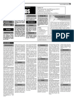 Claremont COURIER Classifieds 5-13-16