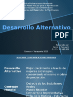 Desarrollo Alternativo